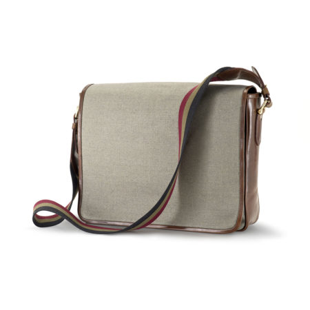 M06 - Laptop bag in canvas