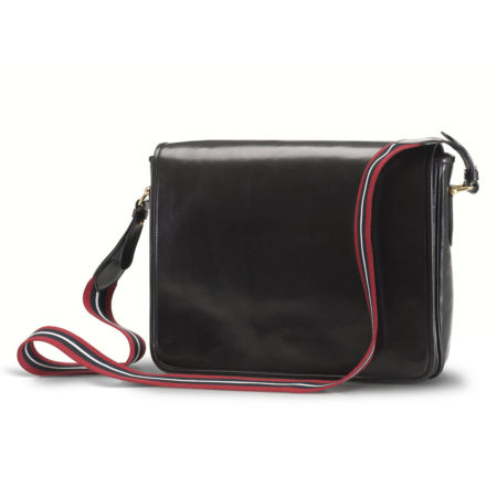 M06 - Laptop bag in calf