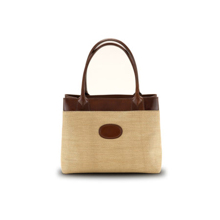 W10 - Miky bag in raffia