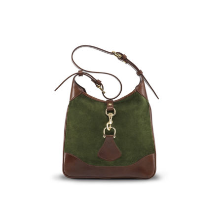 W05 - Audry bag in suede
