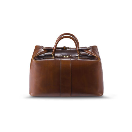 T03 - Travel bag in calf