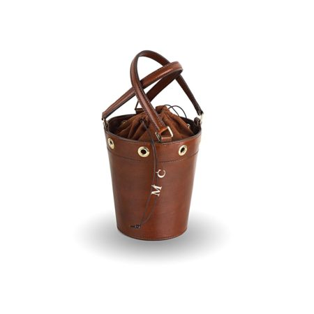 W01 - Gold 18kt bucket bag