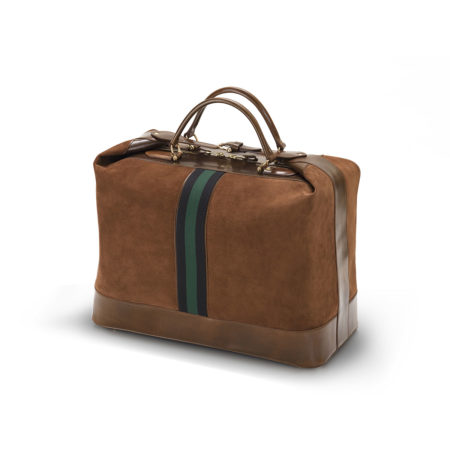 T02 - Travel bag with webbing insert