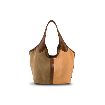 W09 - Luly bag in suede