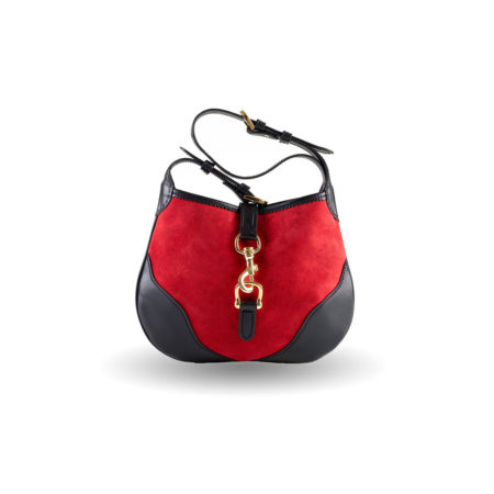 W04 - Small Audry bag in suede