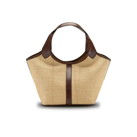 W09 - Luly bag in raffia