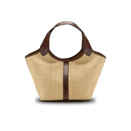 W09 - Luly bag in raffia