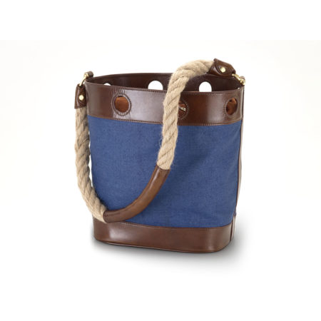 W03 - XLarge bucket bag with rope