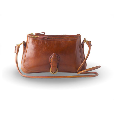 W25 - Double pochette in calf