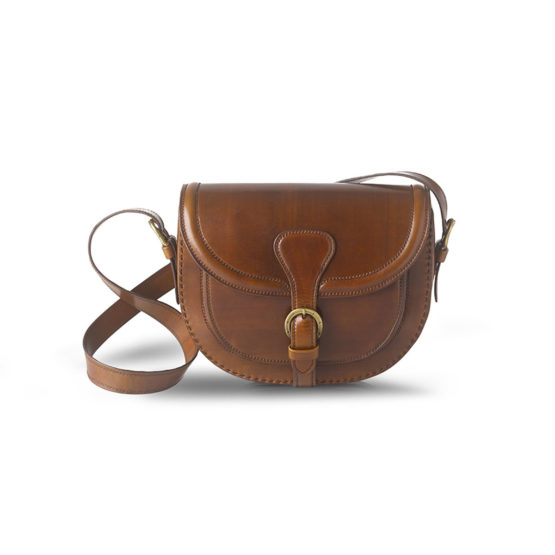 W21 - Large round satchel