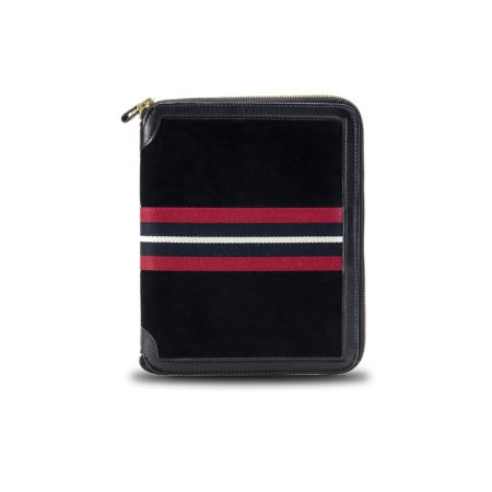 A23 - Suede I-Pad holder